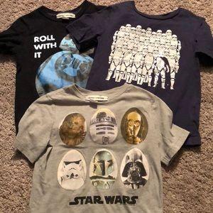 Boys T-shirts